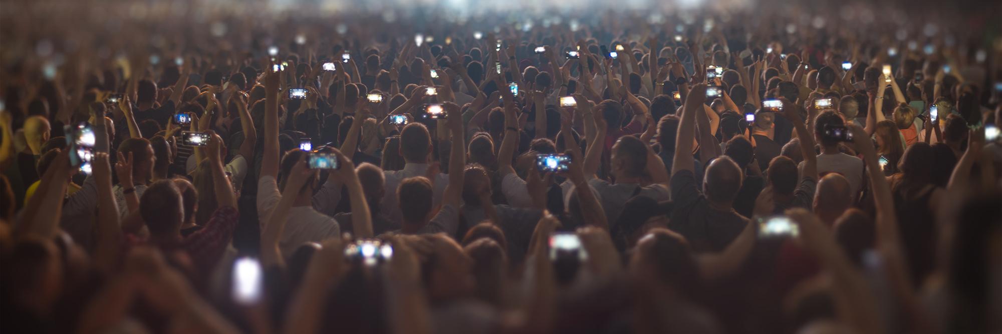 how to market you festival on social media