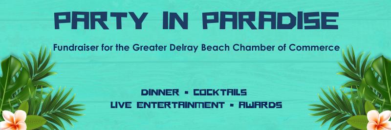 Delray Beach Chamber Fundraiser